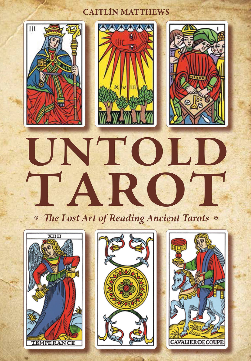 Red Feather - Untold Tarot Book