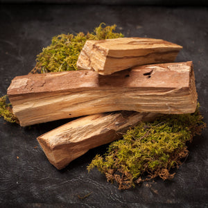 Palo Santo Natural Wood Incense- Single Piece