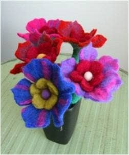 Flower Pencil Topper