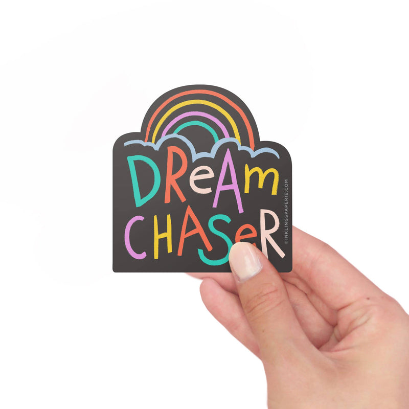 Vinyl Sticker - Dream Chaser