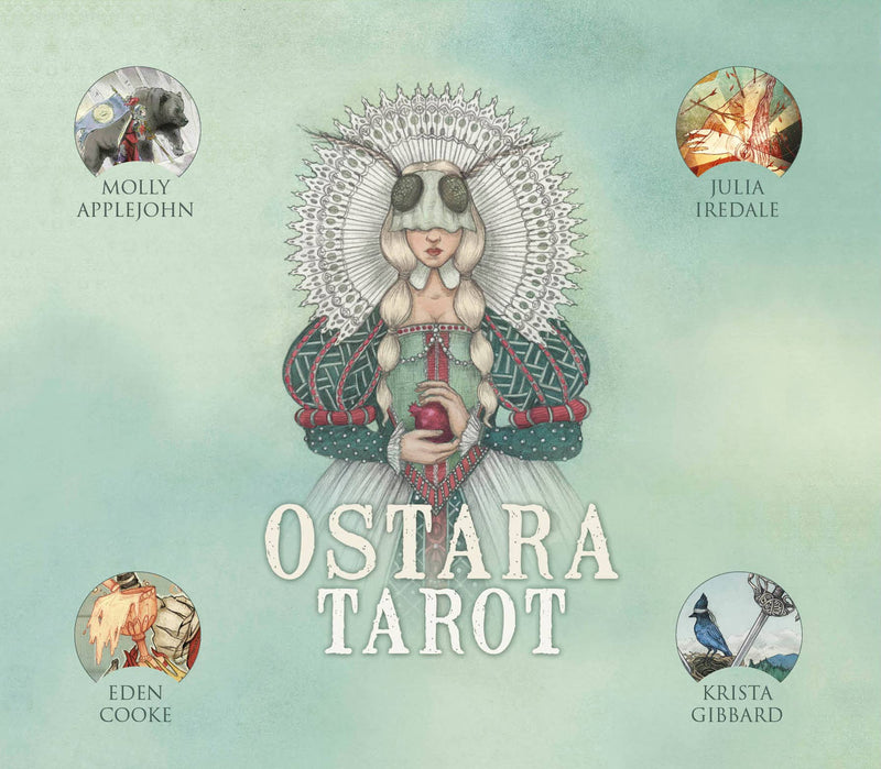 Ostara Tarot and Book