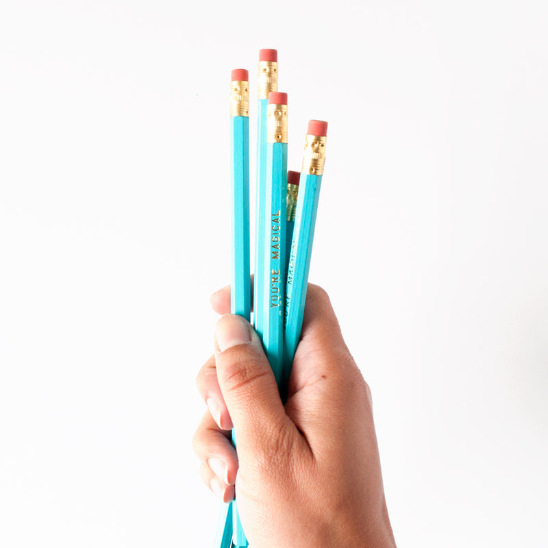 You're Magical pencils