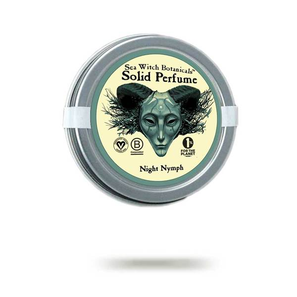 Night Nymph Solid Perfume by Sea Witch Botanicals
