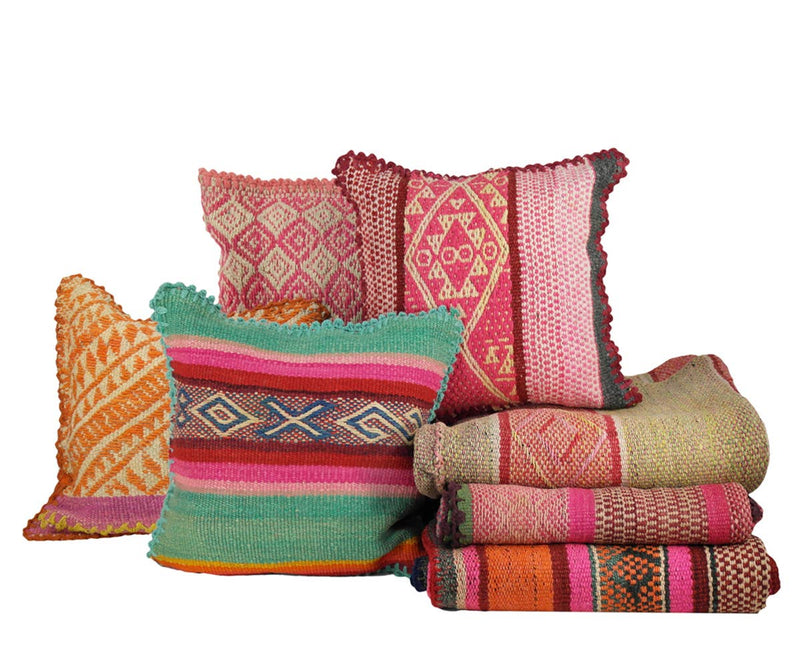 Vintage Heirloom Pillows