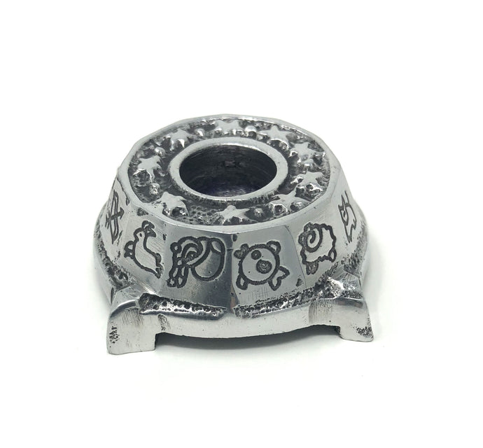 Aluminum Candle Holder Zodiac