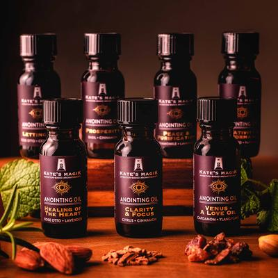 Sensual Lust & Passion - Anointing Oil