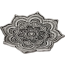 Lotus Flower Aluminum Incense Burner