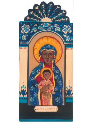 Black Madonna - Wisdom, Illumination of Mind and Protection.