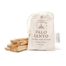 Palo Santo Natural Wood Incense- Peru - 2 oz. 5-9 pieces of 4 inch sticks 3/8 to 3/4 diameter
