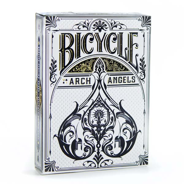 Bicycle Arch Angels Playing Cards - Theory11