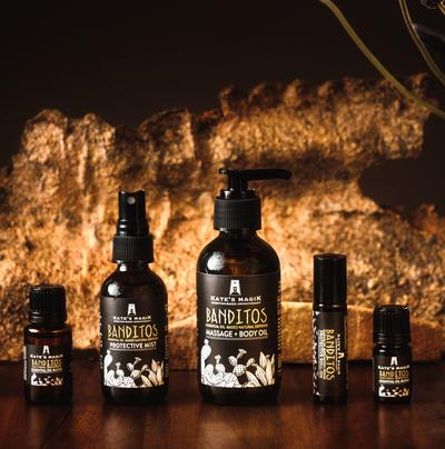 Banditos Massage + Body Oil