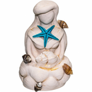 Yemaya Mother Goddess of the Oceans Figurine | Gypsum Cement