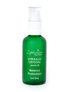 Emerald Crystal Aura Spray
