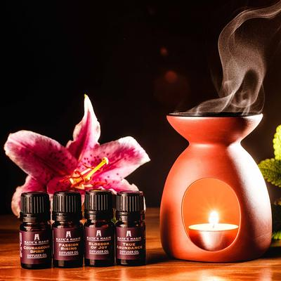 Courageous Spirit - Diffuser Oil