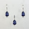 Iolite Birthstone Set September
