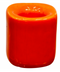 Chime Candle Holder | Orange