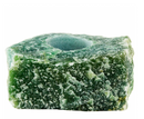 Green Aventurine T-Light Candle Holder | Rough