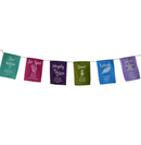 Affirmation Prayer Flag | 46""