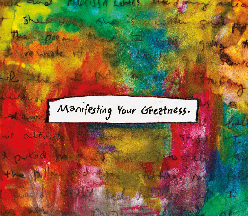 Manifesting Your Greatness Book: An Oracle Deck