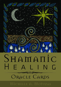 Red Feather - Shamanic Healing Oracle Cards