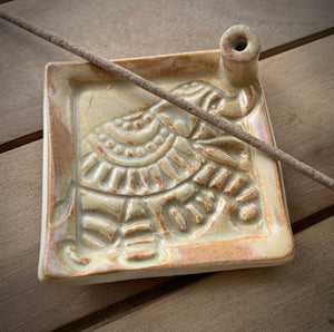 earthforms by marie - Elephant Incense Holder