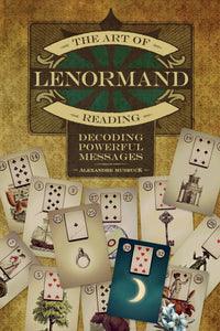Red Feather - The Art of Lenormand Reading Book