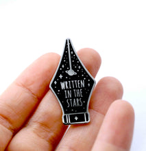 Load image into Gallery viewer, Compoco - Written In The Stars Enamel Pin