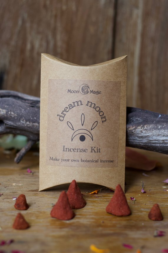 Dream Incense Kit, make your own incense cones! from Moon Magic