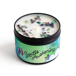 Rachel Beyer - Gentle Awakening Magic Aromatherapy Candle - Lavender & Fir