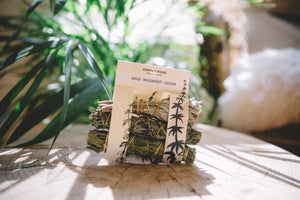 Juniper Ridge - Natural Incense - Cedar| Mugwort | Sage