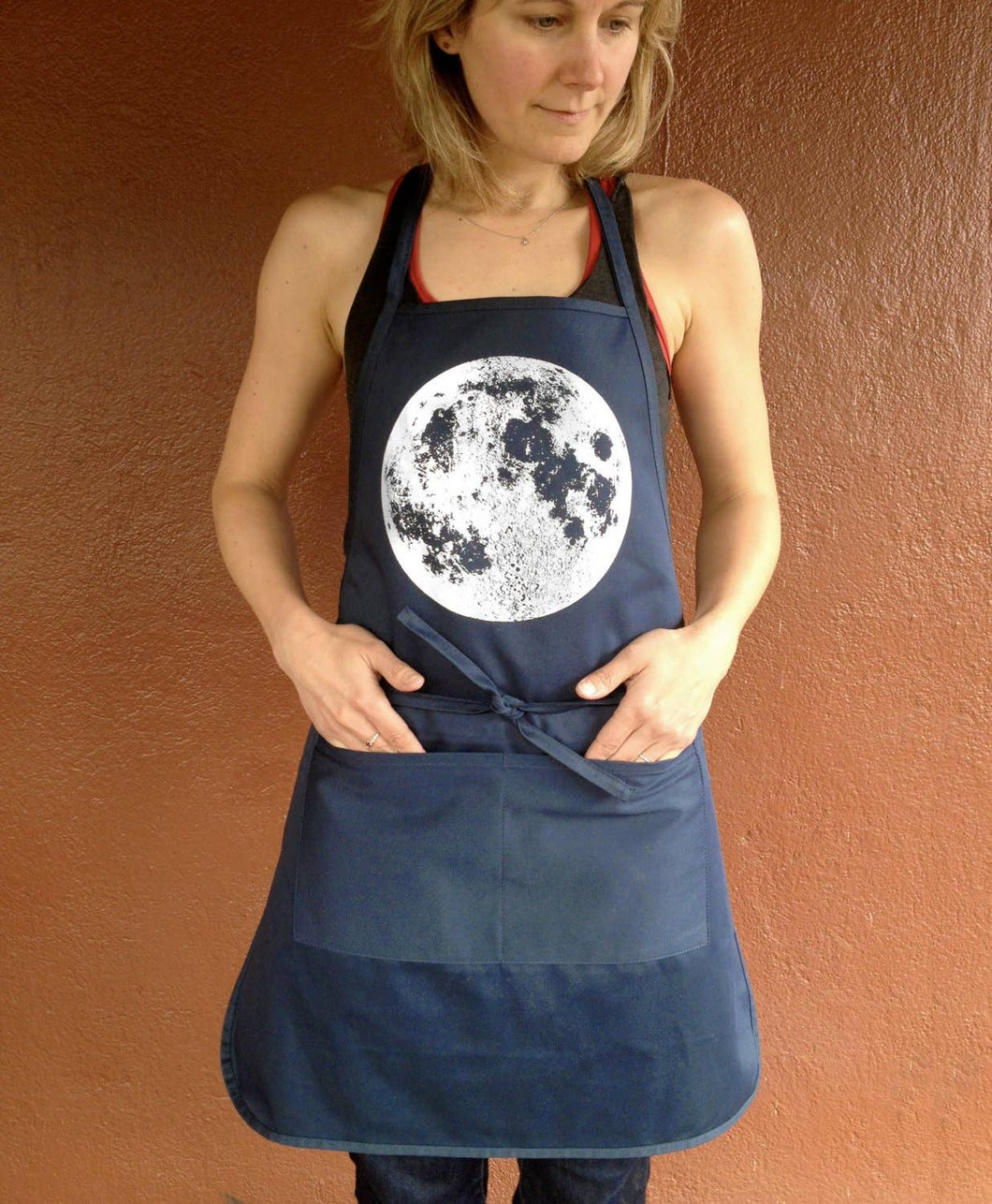 Little Lark - Full Moon Apron