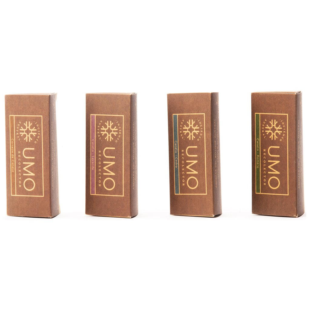 Umo Canelo Incense Sticks - Rose