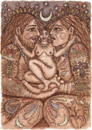 May All The Gods And The Goddesses Love Each Other Through You Greeting Card