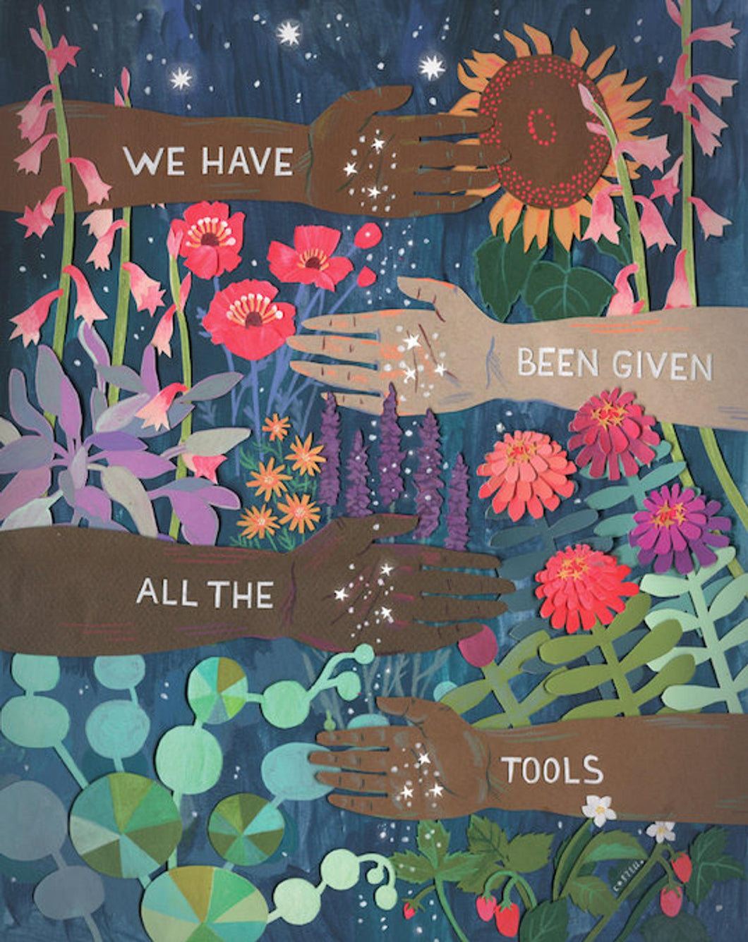 All the Tools Giclee Print - 11
