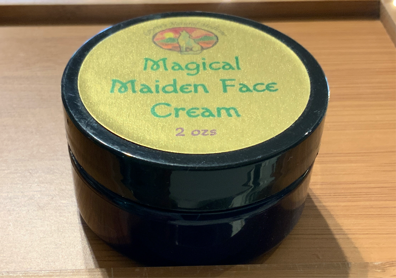 Magical Maiden Face Cream - 2 oz