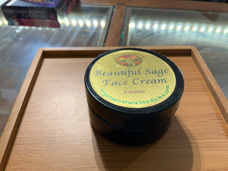 Beautiful Sage Face Cream - 2 oz