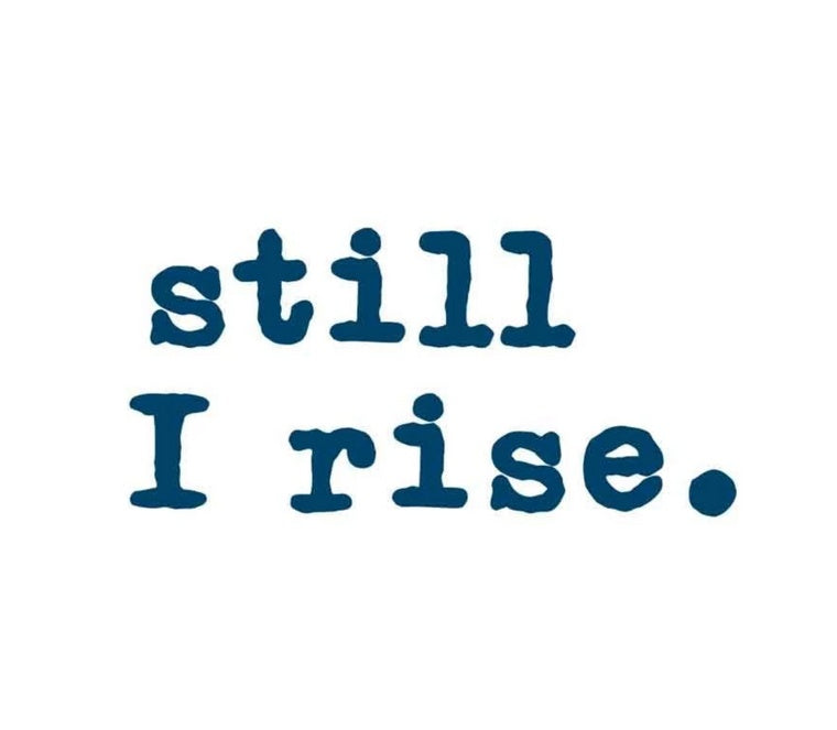 """Still I rise"" Manifestation Tattoo 2-Pack"