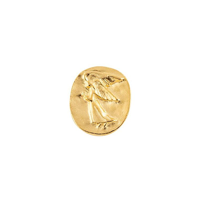 Gold Angel Pocket Charms 50-Bag