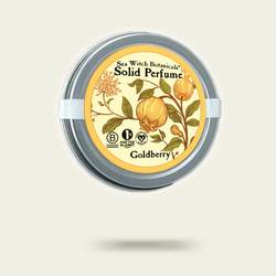 Goldberry Solid Perfume