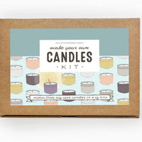 Candle Kit - Make Your Own! (Lavender)