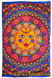 Sun Tapestry Multi Color