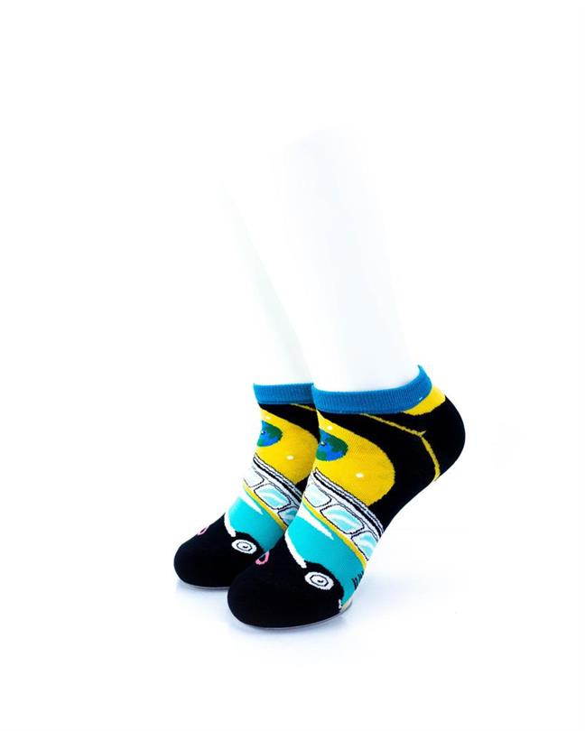 cooldesocks kombi ankle socks front view