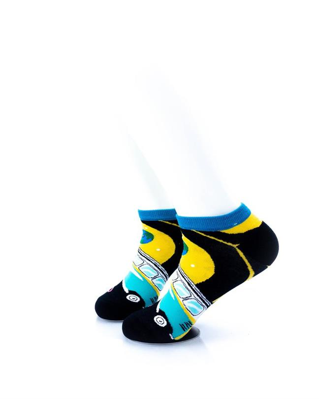 cooldesocks kombi ankle socks left view