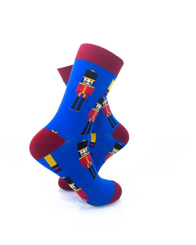 cooldesocks london royal guard crew socks right view