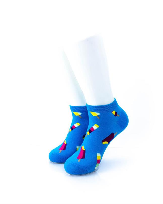 CoolDeSocks Popsicles Socks front view image