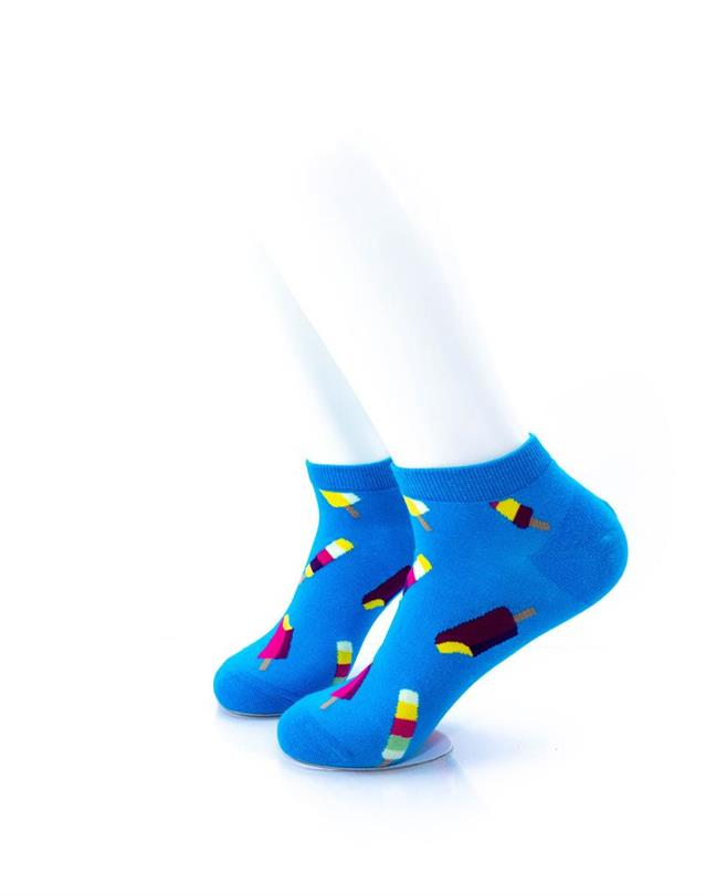 CoolDeSocks Popsicles Socks left view image