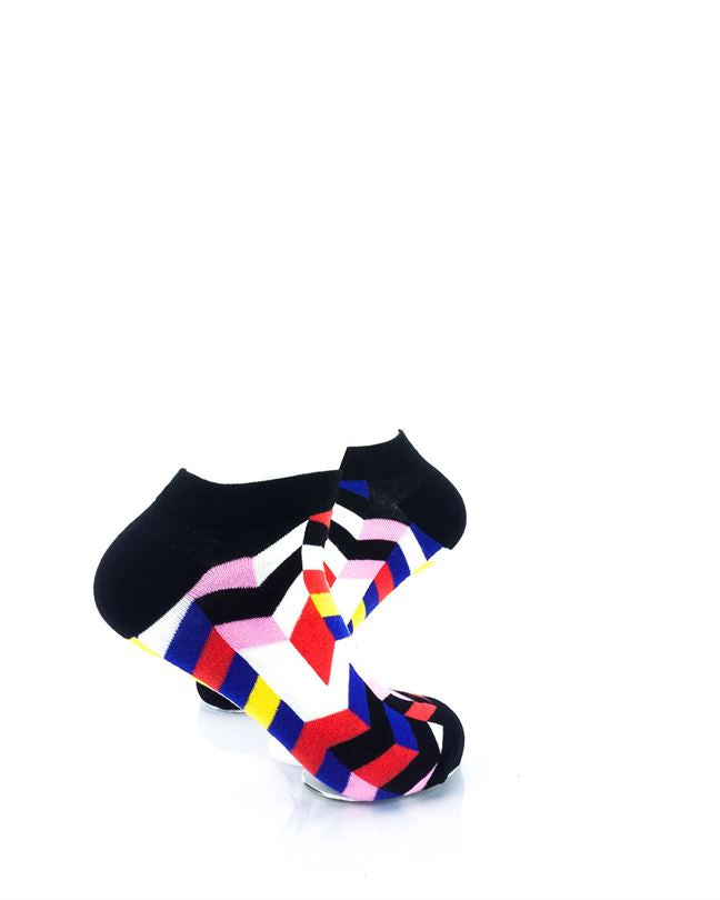 cooldesocks retro disco ankle socks right view