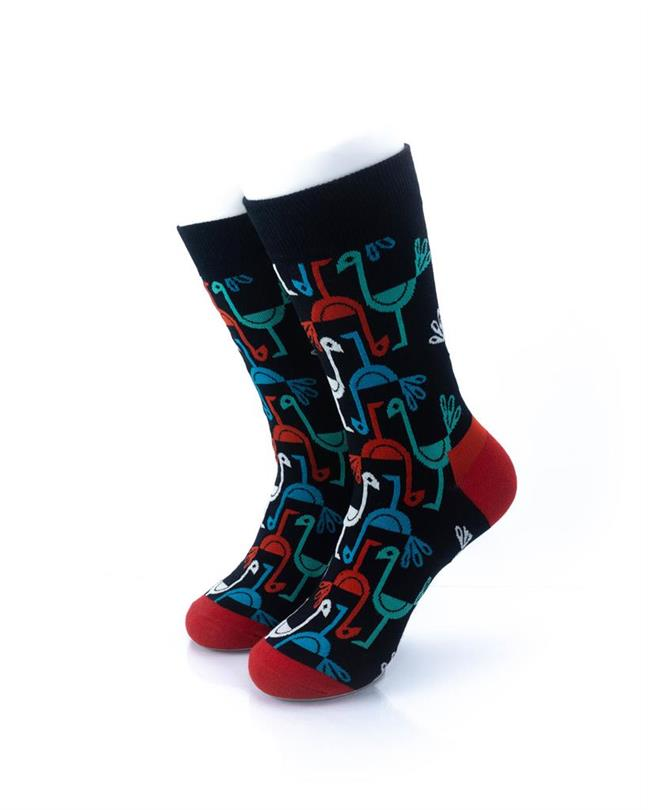 CoolDeSocks Roadrunner Socks front view image