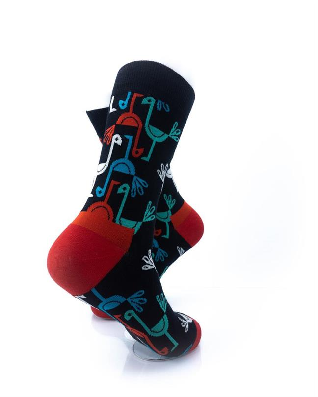 CoolDeSocks Roadrunner Socks right view image