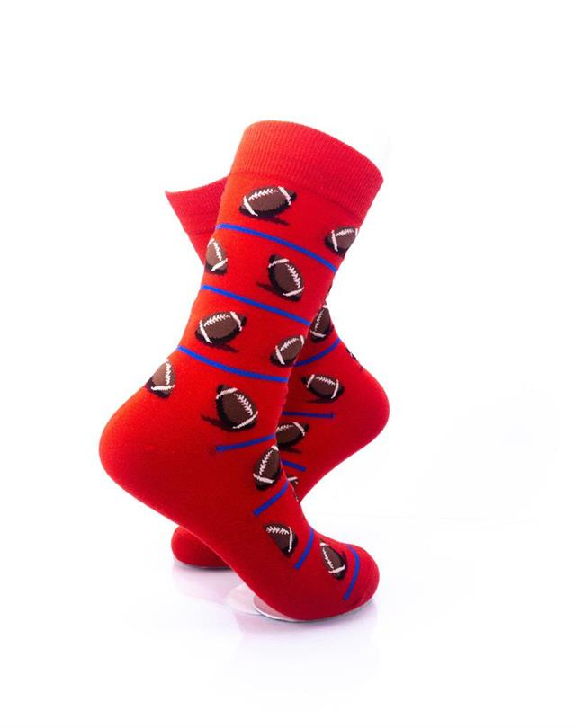 cooldesocks sport rugby crew socks right view